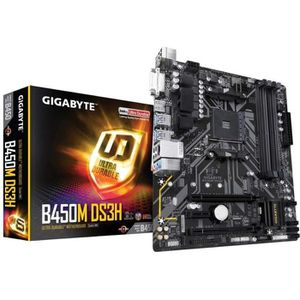 CARTE MÈRE Gigabyte GA-B450M-DS3H Carte mère AMD Socket AM4
