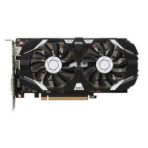 CARTE GRAPHIQUE INTERNE MSI GTX 1050 2GT OCV1 Carte Graphique Nvidia GeFor