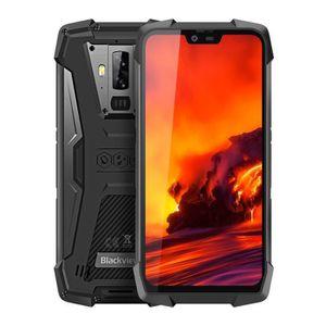 SMARTPHONE BLACKVIEW BV9700 pro Smartphone 6 Go + 128 Go Noir