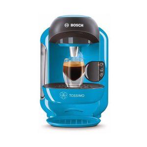 MACHINE À CAFÉ BOSCH TASSIMO Vivy TAS1255 - Bleu