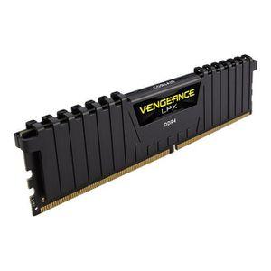 MÉMOIRE RAM CORSAIR Mémoire PC DDR4 - Vengeance - 8 Go (2 x 4