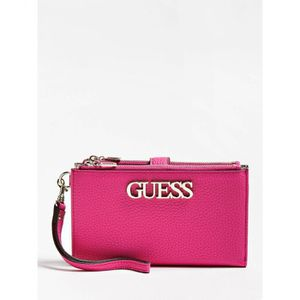 e8b6b9dbc25 PORTEFEUILLE Guess - Grand portefeuille similicuir femme Uptown ...