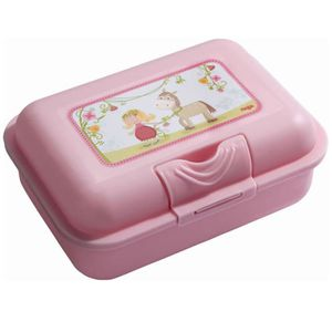 LUNCH BOX - BENTO  Lunch box fille et cheval : Vicky et Pirli aille U