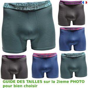 6 il pack Head Boxer//noir//taille s//messieurs slip