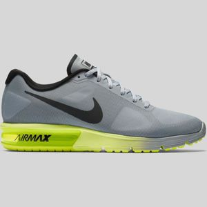 Air 013 et Vert Gris 719912 Baskets Nike Sequent Max F8wxB5q