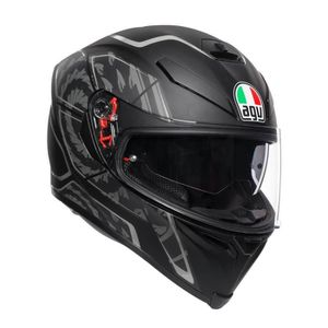 CASQUE MOTO SCOOTER Protections Casques Agv K-5 S Plk