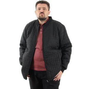 BLOUSON Blouson léger grande taille homme ALLSIZE Noir gra