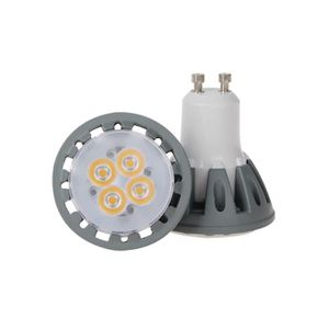 PROJECTEUR - LAMPE Lot de 4 LED Spot Extérieur Encastrable Etanche Lu
