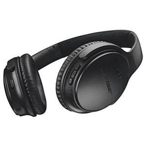 CASQUE - ÉCOUTEURS BOSE QC35- Casque sans fil- Bluetooth 4.2- pleine