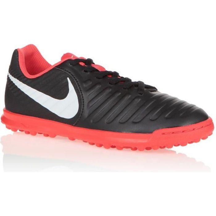 NIKE Chaussures de football Legendx 7 Club TF - Enfant garçon - Noir