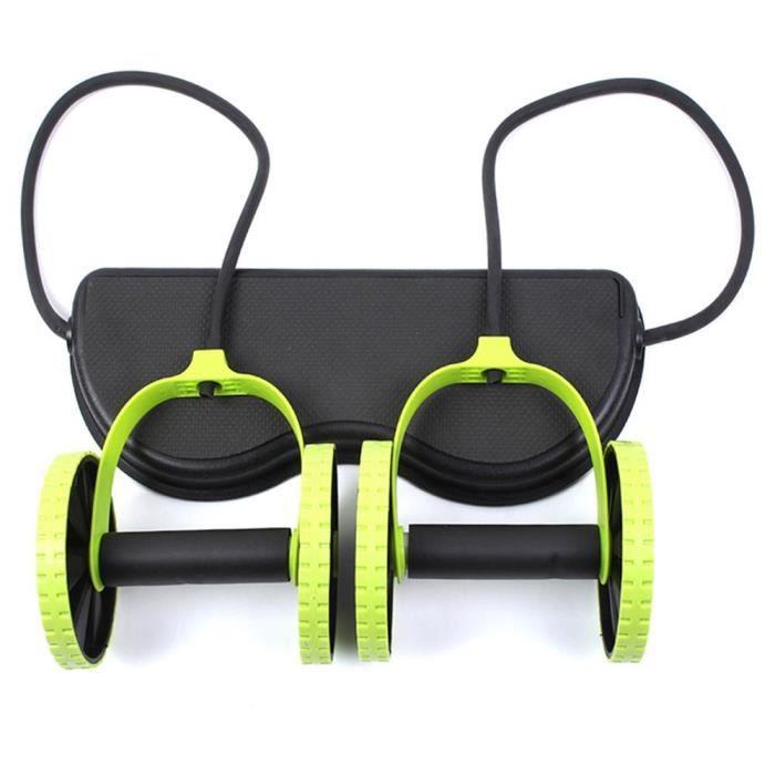 Hommes femmes taille abdominale minceur Machine d'exercice équipement de Fitness pour entraîneur d - Modèle: Green B - HSJSZHA04717