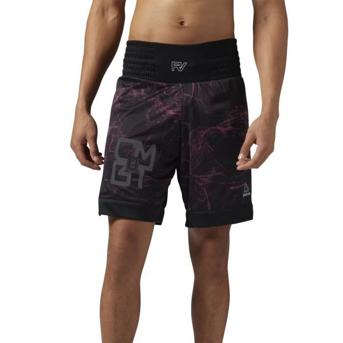 Short Reebok Combat Prime Boxing Short