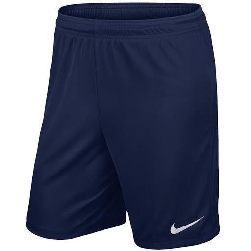 Short Nike Park marine enfant