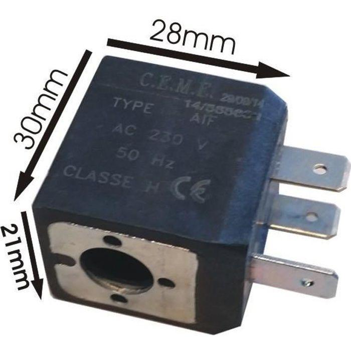 bobine electrovanne centrale vapeur calor CS-00135126