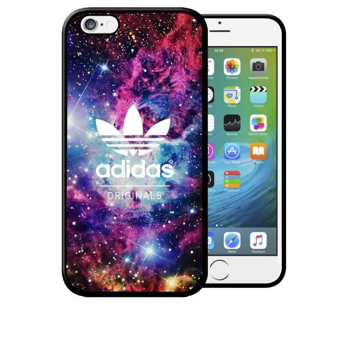 coque iphone 4 4s adidas original galaxie etoiles