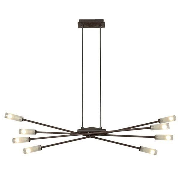 Lustre suspendu d interieur plafonnier suspension for Luminaire interieur suspension