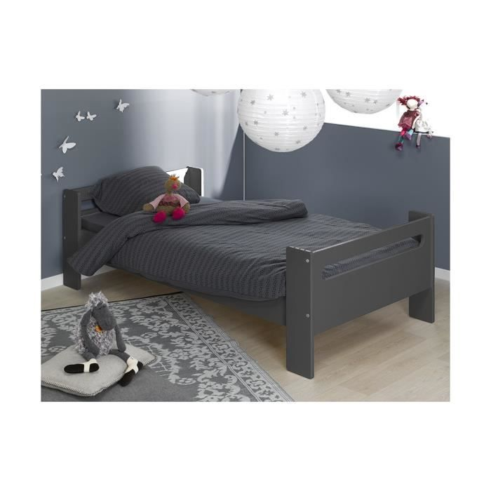 lit bas enfant london 90 190 achat vente lit complet lit bas enfant london 90 190 cdiscount. Black Bedroom Furniture Sets. Home Design Ideas