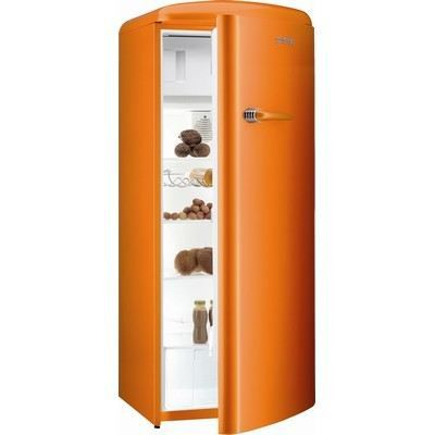 refrigerateur gorenje rb 60298 oo orange achat vente r frig rateur classique. Black Bedroom Furniture Sets. Home Design Ideas