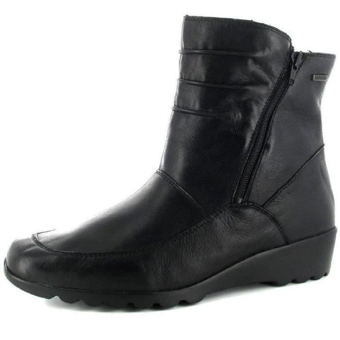 BOTTINE Bottines ROMIKA Carree 07 noir, ...