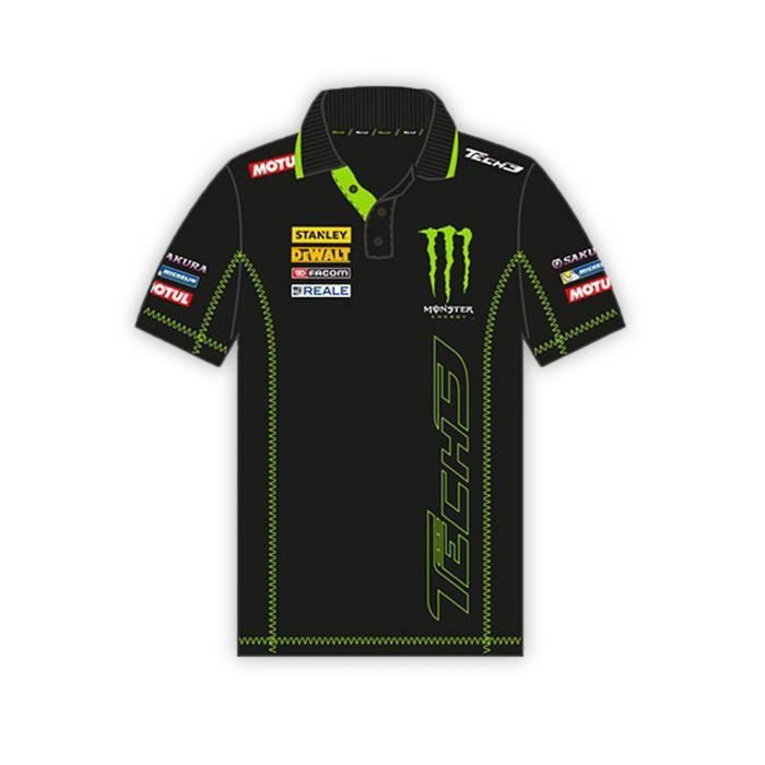 polo monster femme polo homme monster energy polo homme team yamaha tech3 monster energy motogp. Black Bedroom Furniture Sets. Home Design Ideas