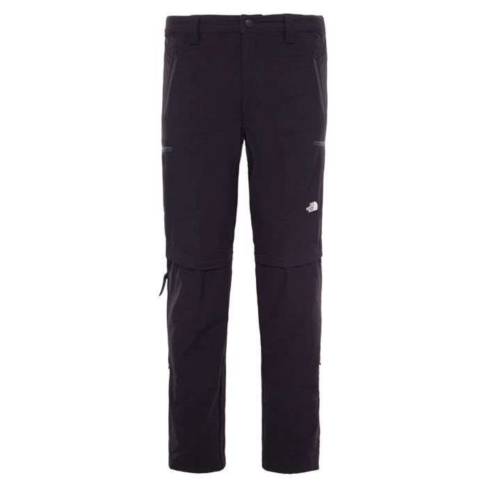 340bc1e07c The North Face Pantalon Exploration Homme tnf black - Prix pas cher ...