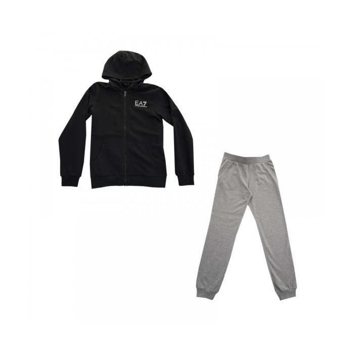Ensemble de survêtement EA7 Emporio Armani Junior - Ref. 6YBV51-BJ05Z-22BF 526cc53b40f
