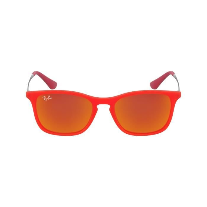 ray ban rouge femme