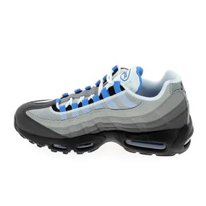 new products 1350f e4ed0 ... BASKET Basket mode - Sneakers NIKE Air max 95 Blanc Bleu ...