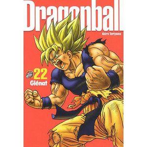 MANGA Dragon Ball perfect edition Tome 22