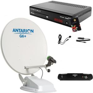 ANTENNE RATEAU Pack ANTARION G6+ 65 CM Antenne Satellite Automati