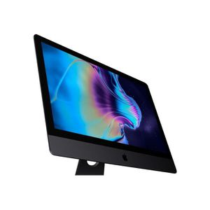 UNITÉ CENTRALE + ÉCRAN Apple iMac Pro with Retina 5K display Tout-en-un 1