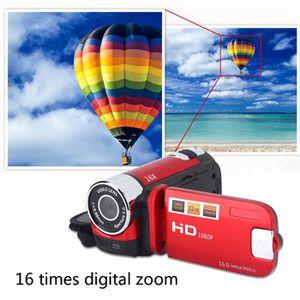 PACK APPAREIL RÉFLEX Caméscope numérique, Full HD Rotation 270 ° 1080P