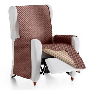 HOUSSE DE FAUTEUIL Couvre-fauteuil Standard-Relax-Oreilles Matelassé