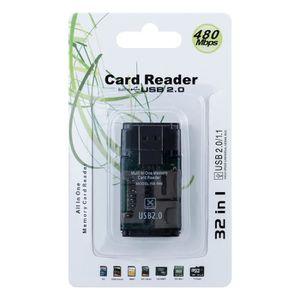 ADAPTATEUR CARTE SD Lecteur de cartes pour PC MACBOOK Air  USB SD TF M