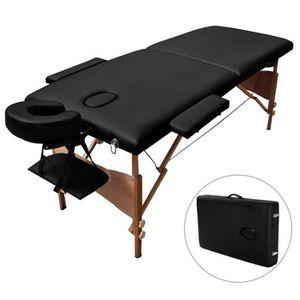 Table de massage Table de Massage Pliante Lit de Massage Portable P