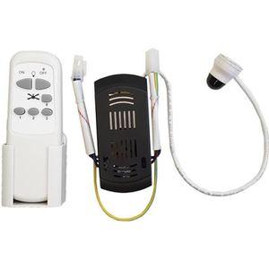 Moteur et ventilateur de rechange Kit de remplacement pour ventilateur de po/êle /à bois