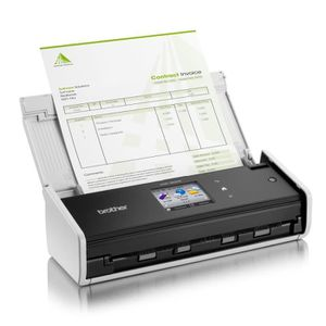 SCANNER Brother Scanner de documents ADS-1600W USB 2.0 - W
