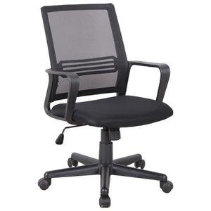 CHAISE DE BUREAU Fauteuil de bureau chaise de bureau 65L x 58l x 89