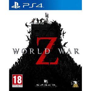 JEU NINTENDO SWITCH World War Z Jeu PS4 + 1 Spinner Offert + 1 Skull S