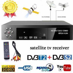 RÉCEPTEUR - DÉCODEUR   TV box Récepteur décodeur intelligent Smart TV num