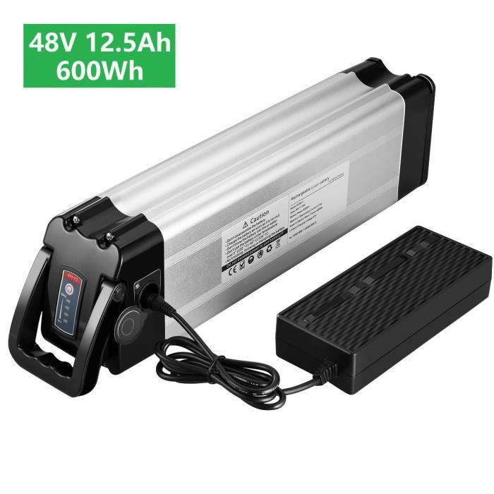 Batterie HA030-01 48V 12.5A Li-ion batterie de vélo électrique 2500mAh 630W pour vélo électrique