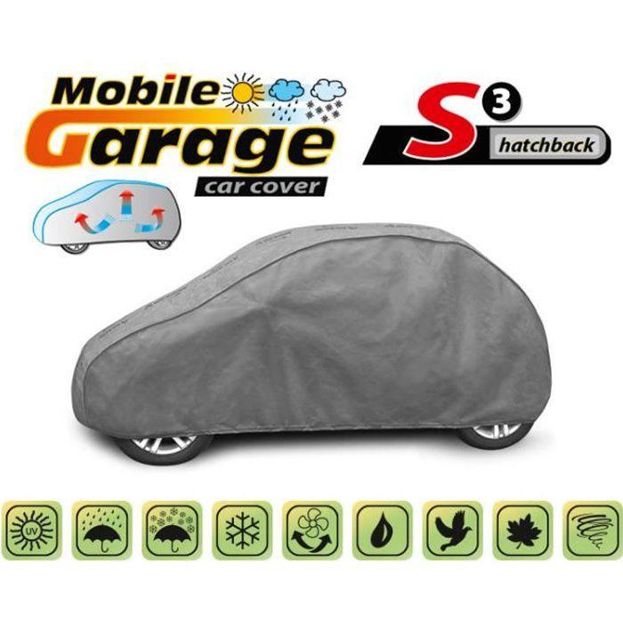 Bâche de protection Housse de protection voiture S pour Toyota Aygo Imperméable Respirant