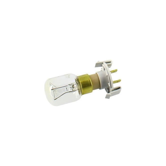 Lampe T25 25W ABASE pour Micro-ondes