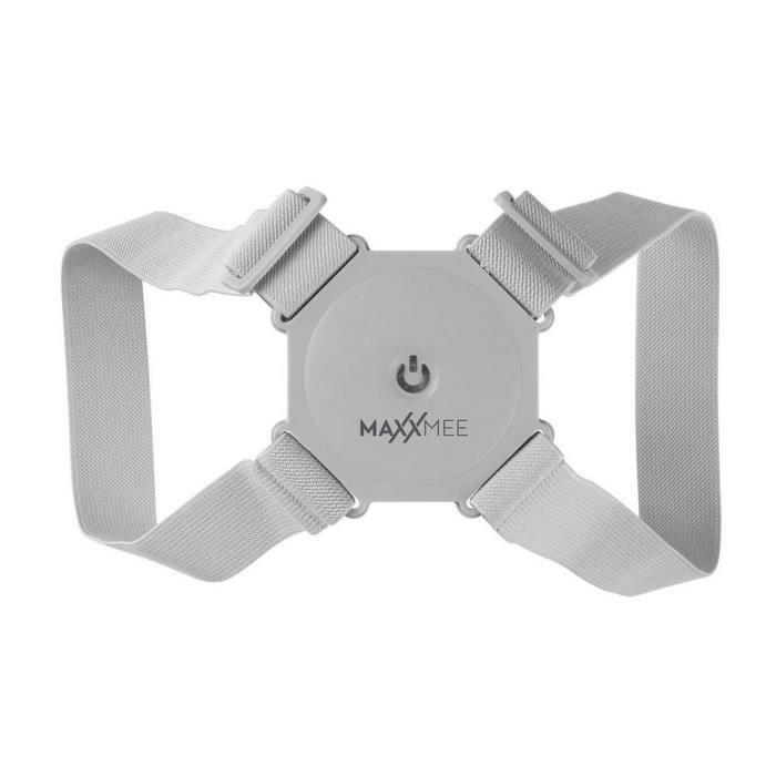 MAXXMEE Correcteur de posture avec capteur d'inclinaison intégré