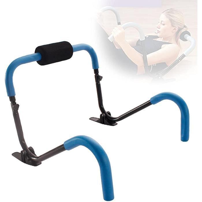 APPAREIL ABDO Fitness Appareil D'&eacutetirement pour Abdominal Et Lombaire, Portable Home AB Machine De Musculation, Accessoi295