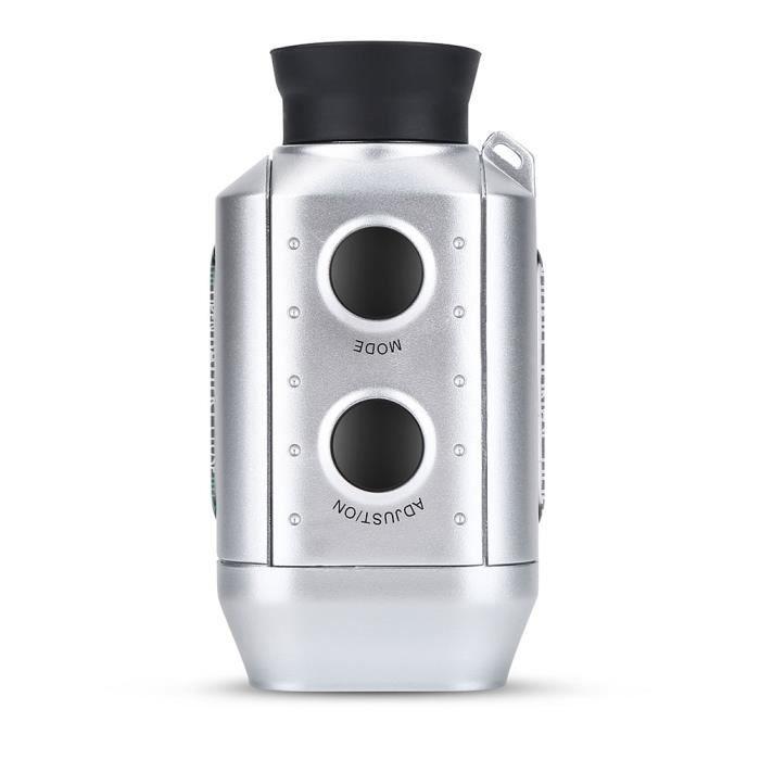 Télémètre laser, télémètre de golf portatif avec lase pour tous les golfeurs