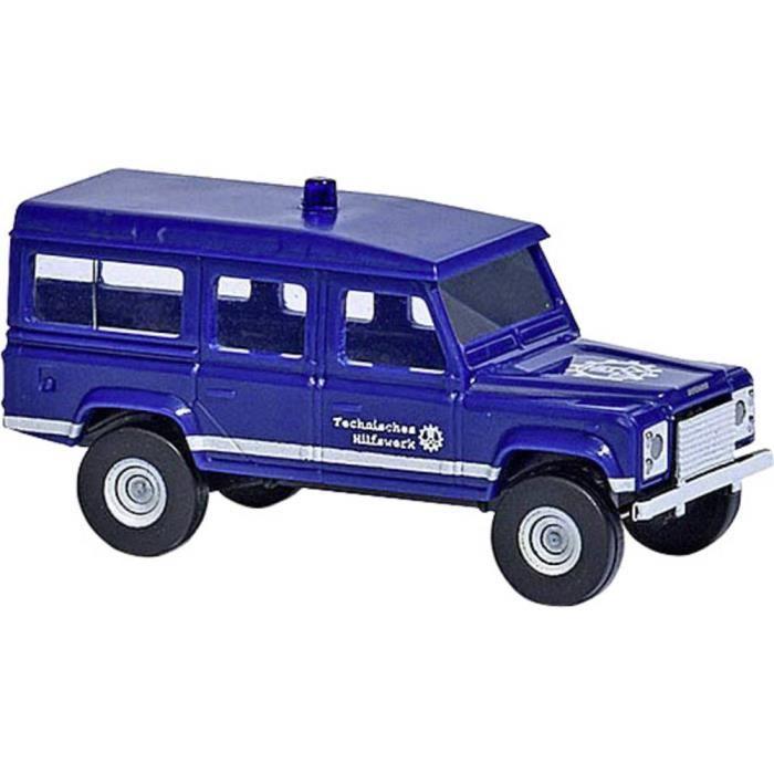VEHICULE A CONSTRUIRE - ENGIN TERRESTRE A CONSTRUIRE - Modèle réduit de véhicule prioritaire Land Rover N Busch 8373 1 pc(s)