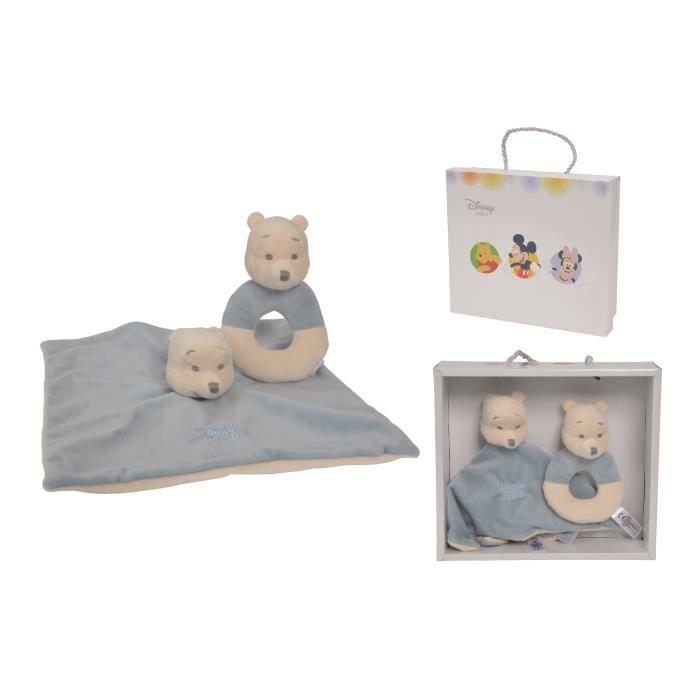DISNEY -Tonal Blue- Winnie - Set cadeau