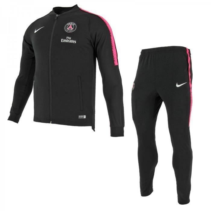 Ensemble de survêtement Nike Paris Saint Germain Dry Squad - 894343-01