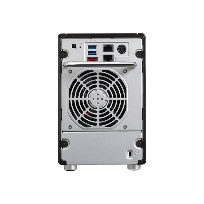 NETGEAR Système de stockage NAS ReadyNAS RN214 - 4 x Total de compartiments - ARM Cortex A15 Quad-core 1,40 GHz - 2 Go RAM